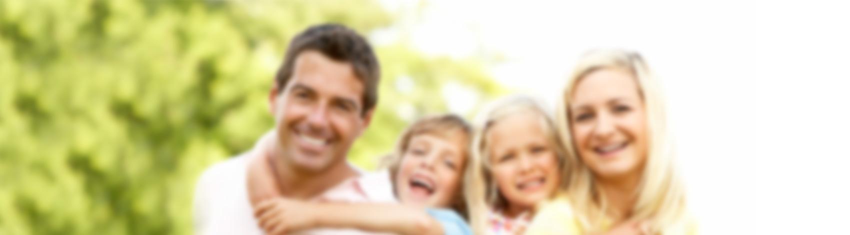 family-blur